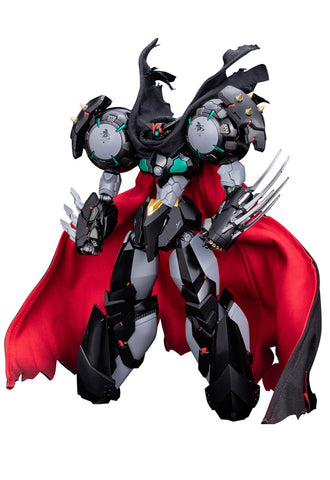 Getter Robo Devolution -The Last Three Minutes of the Universe SENTINEL RIOBOT Black Getter