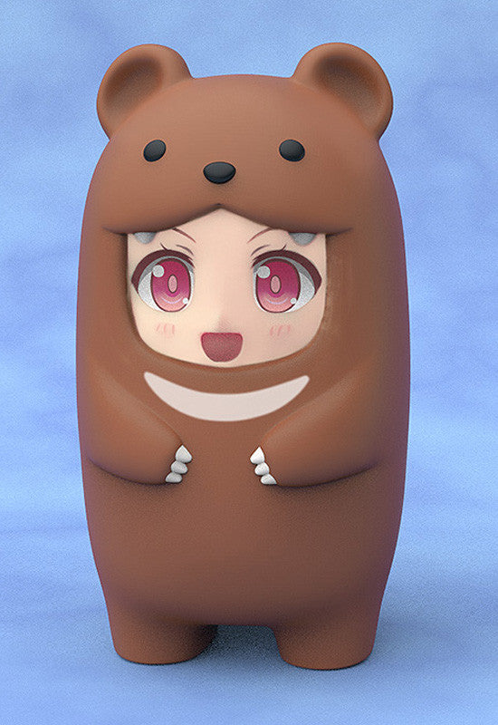 Nendoroid More Good Smile Company Face Parts Case Brown Bear