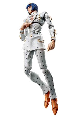 JoJo's Bizarre Adventure MEDICOS Super Action Statue Bruno Bucciarati (Re-run)