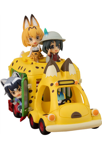 Kemono Friends KADOWAWA Japari Bus