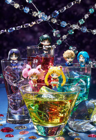 SAILORMOON OCHATOMO COSMIC HEART CAFÉ (Box of 8 Characters)