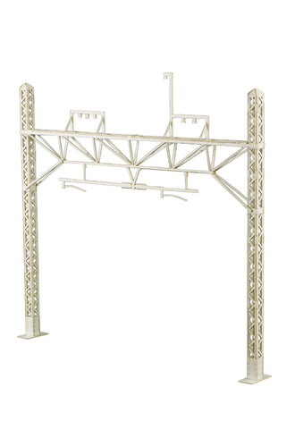 PLUM Series : Papercraft kit Catenary Pole