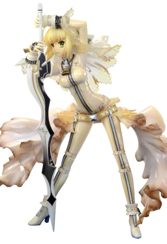 Fate/EXTRA CCC Clayz Saber 1/6