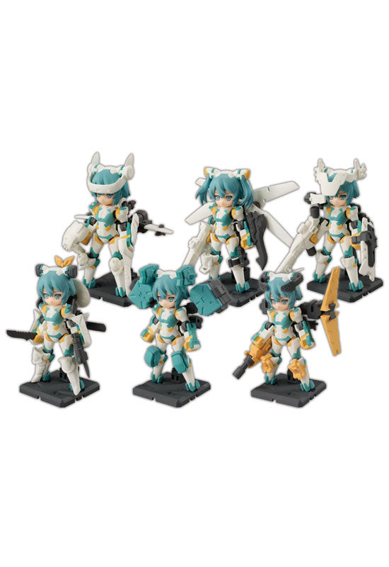 DESKTOP ARMY MEGAHOUSE  B-101s SILPHY SERIES (1 Random Blind Box)