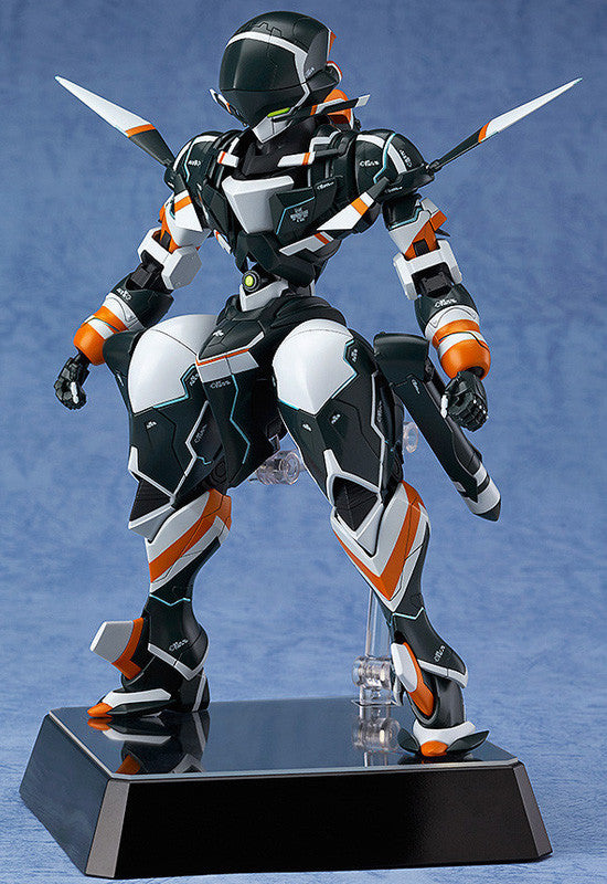 Gargantia on the Verdurous Planet Max Factory PLAMAX SG-01 Machine Caliber K6821 Chamber