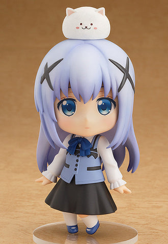 558 Is the Order a Rabbit? Nendoroid Chino (Re-run)