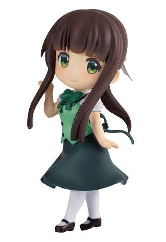 Is the order a rabbit? BLOOM PLUM Mini Figure Chiya