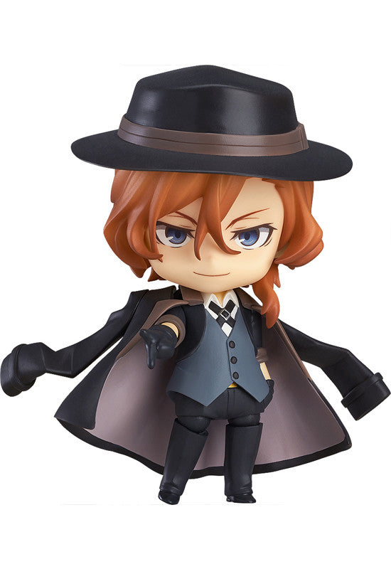 676 Bungo Stray Dogs Nendoroid Chuya Nakahara (Re-run)