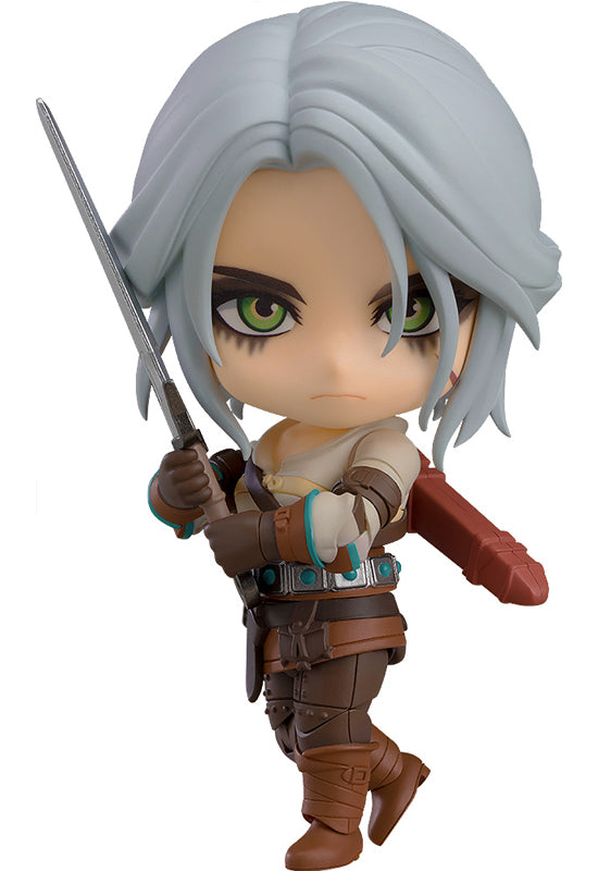 1108 The Witcher 3: Wild Hunt Nendoroid Ciri