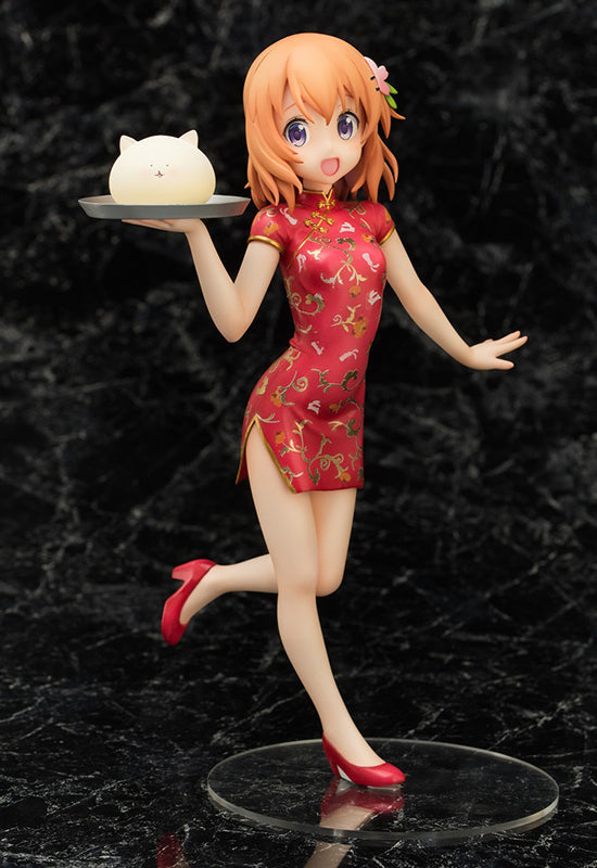Is the order a rabbit?? EMONTOYS COCOA China dress Ver.