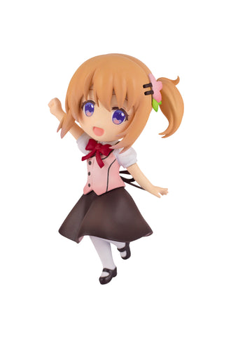 Is the order a rabbit? BLOOM  PLUM Mini Figure Cocoa