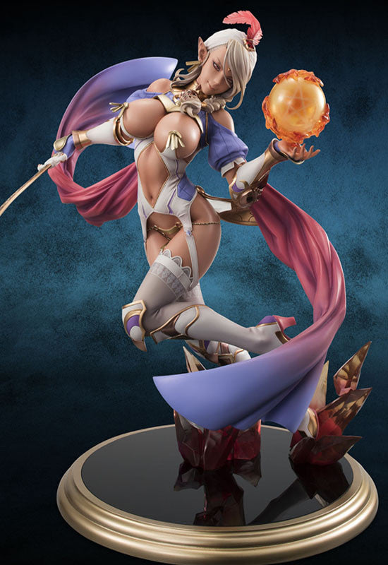BIKINI WARRIORS Hobby Japan X Megahouse Darkelf (DX VER.)