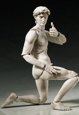 SP-066 The Table Museum FREEing figma Davide di Michelangelo (re-run)