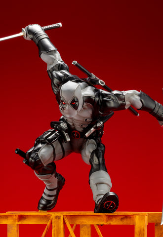 SUPER DEADPOOL Kotobukiya X-FORCE LIMITED EDITION ARTFX STATUE