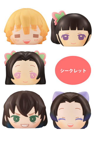 DEMON SLAYER MEGAHOUSE FLUFFY SQUEEZE BREAD Vol.5 (1 Random Blind Box)