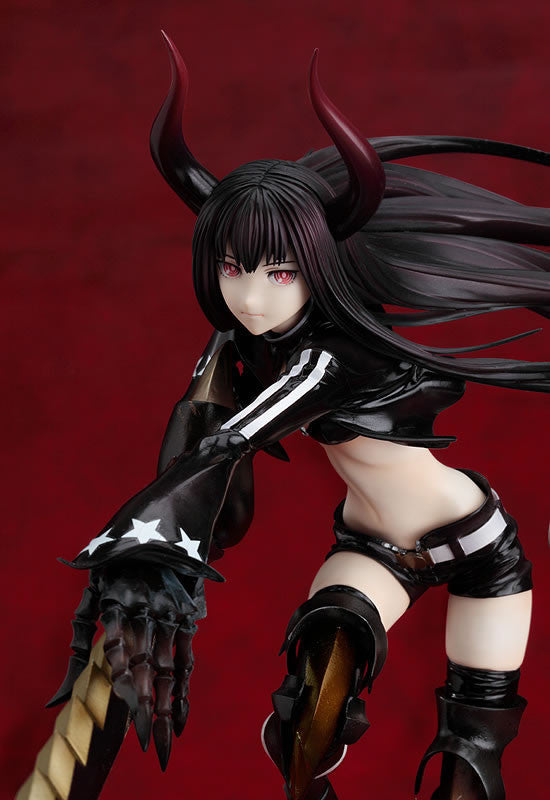 Black Rock Shooter Good Smile Company Black Gold Saw -animation version-