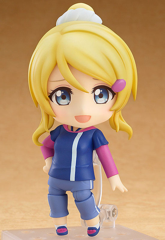 580 Love Live! Nendoroid Eli Ayase: Training Outfit Ver.