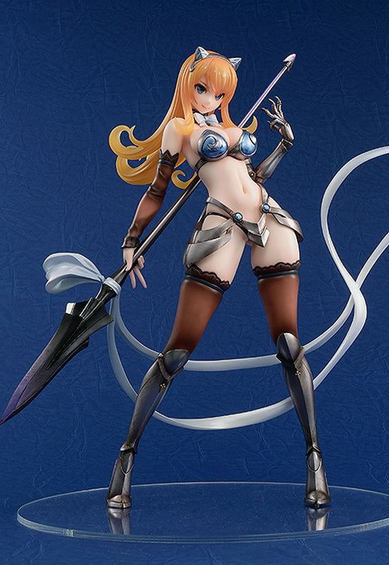 Queen's Blade UNLIMITED Hobby JAPAN Swift tracker Elina