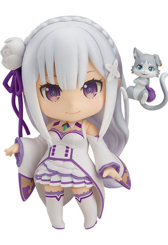 751 Re:Zero -Starting Life in Another World- Nendoroid Emilia
