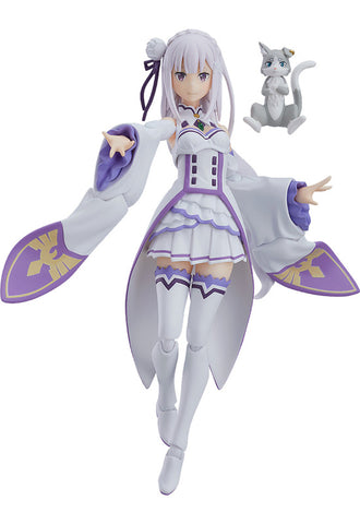 419 Re:ZERO -Starting Life in Another World- figma Emilia (re-run)
