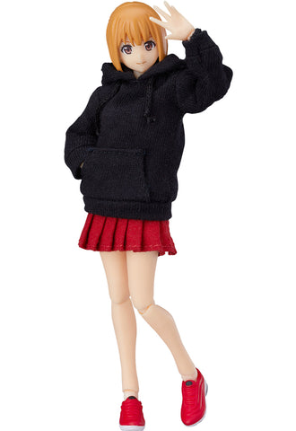 478 figma Styles figma Female Body (Emily) with Hoodie Outfit