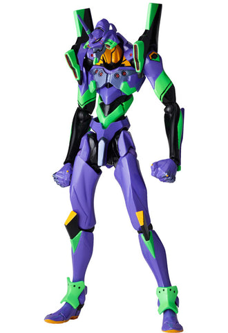 EVANGELION Union Creative Revoltech EVOLUTION EV-001 EVANGELION Unit 01