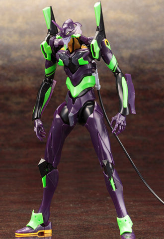 EVANGELION:3.0 YOU CAN (NOT) REDO KOTOBUKIYA TYPE 01 NIGHT COMBAT VERSION MODEL KIT
