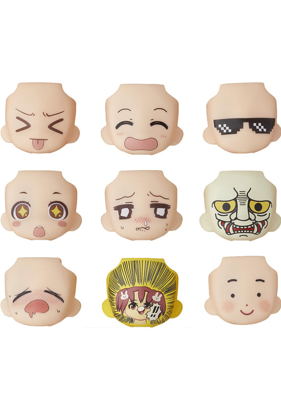 Nendoroid More GOOD SMILE COMPANY Face Swap 03 (Set of 9 faces)