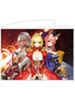 Fate/EXTELLA HOBBY STOCK Tapestry Nero & Tamamo no mae & Attila