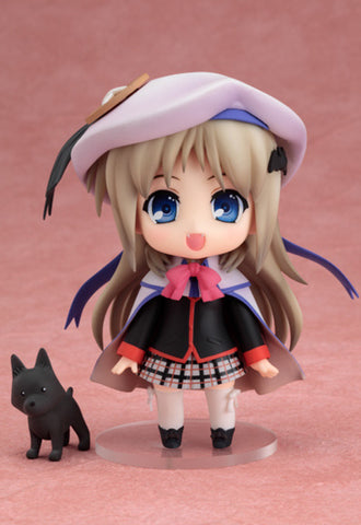 158 Little Busters! Ecstasy Nendoroid Kudryavka Noumi Winter Clothes Ver.