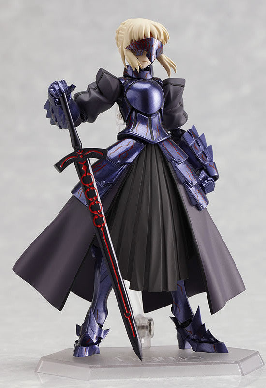 072 Fate/stay Night figma Saber Alter