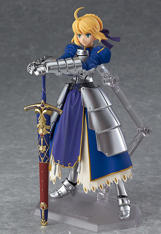 227 Fate/Stay night figma Saber 2.0 (re-run)