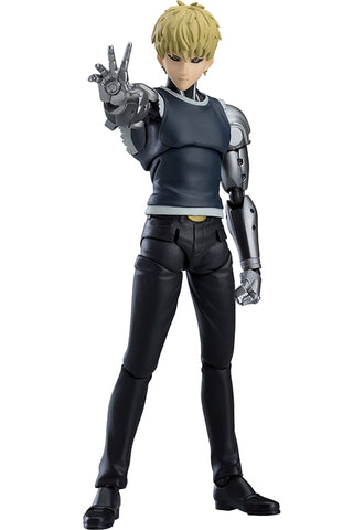 455 ONE-PUNCH MAN figma Genos