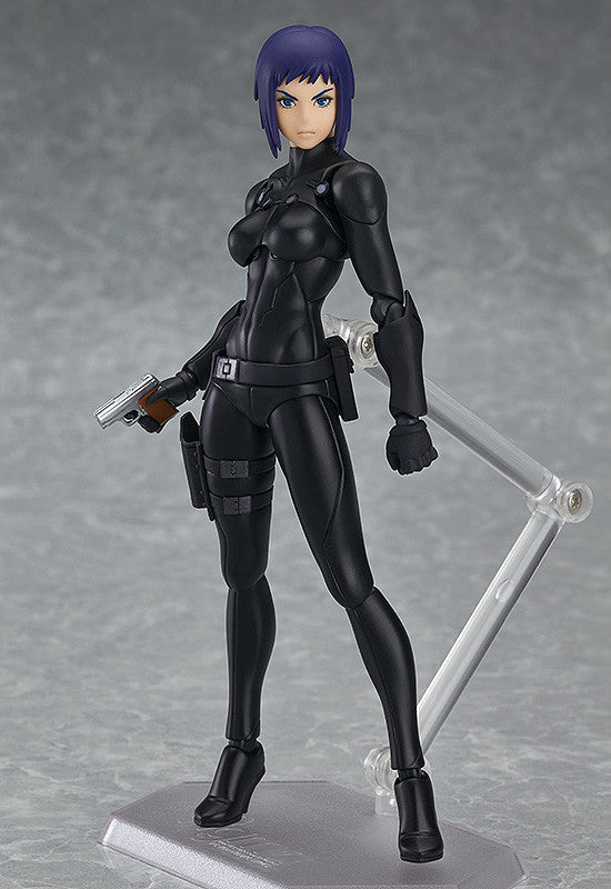 274 Ghost in the Shell: The New Movie figma Motoko Kusanagi: The New Movie ver.