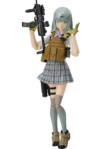 SP-116 Little Armory figma Rikka Shiina: Summer Uniform ver.