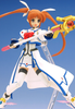 005 Magical Girl Lyrical Nanoha StrikerS figma Nanoha Takamachi Barrier Jack