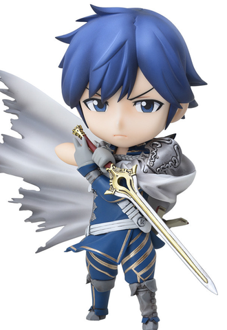 Fire Emblem Awakening(Nintendo 3D soft) empty Chrom PVC Deformed figure