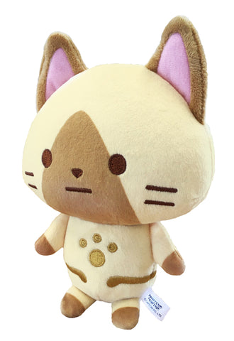 MONSTER HUNTER CAPCOM Monster Hunter Chibi-Plush Felyne-