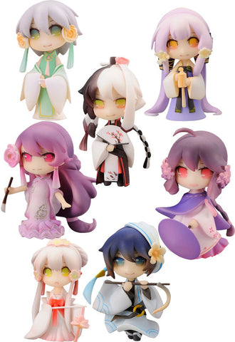 Vsinger HOBBYMAX Vsinger Mini Desktop Series - Language of Flowers Ver. - (Set of 8 Characters)