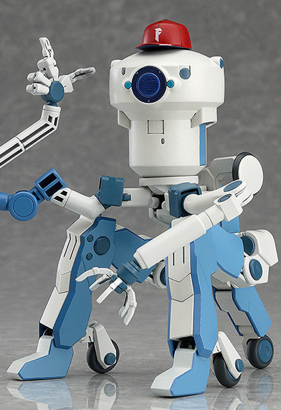 Expelled from Paradise Max Factory PLAMAX RT-01 Frontier Setter