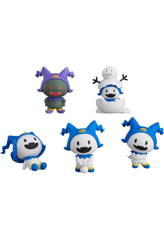 Hee-Ho! Jack Frost Max Factory Hee-Ho! Jack Frost Collectible Figures (Set of 6 Characters)