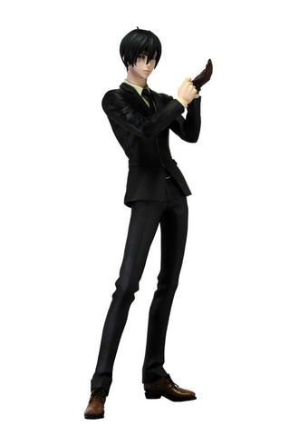 PSYCHO‐PASS mensHdge technical Union Creative PVC statue No.12 Nobuchika Ginoza with gloves from Season 2 (limited distribution)