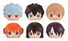 GINTAMA MEGAHOUSE FLUFFY SQUEEZE BREAD (BOX of 6)