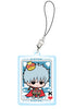 GINTAMA MEGAHOUSE ACRYLIC W/ STRAP GIN SAN'S CARDS (box of 6)