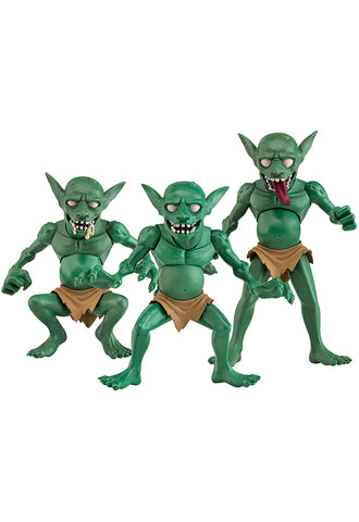 AQUAMARINE Goblin Village (3 Figure Set)