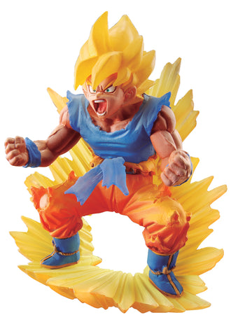 DRAGONBALL MEGAHOUSE DRACAP MEMORIAL 02 SUPER SAIYAN SON GOKOU