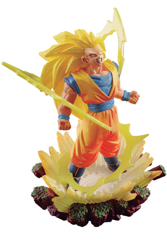 DRAGONBALL MEGAHOUSE DRACAP MEMORIAL  03 SUPER SAIYAN3 SON GOKOU