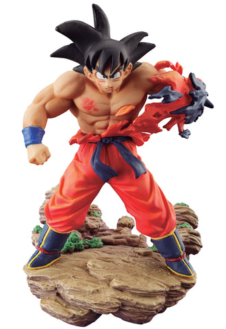 DRAGONBALL MEGAHOUSE DRACAP MEMORIAL 01 SON GOKOU