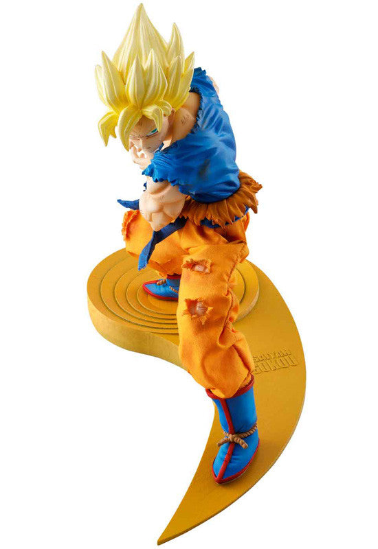 D.O.D. Dragonball MEGAHOUSE Over Drive SUPER SAIYANS SON GOKOU