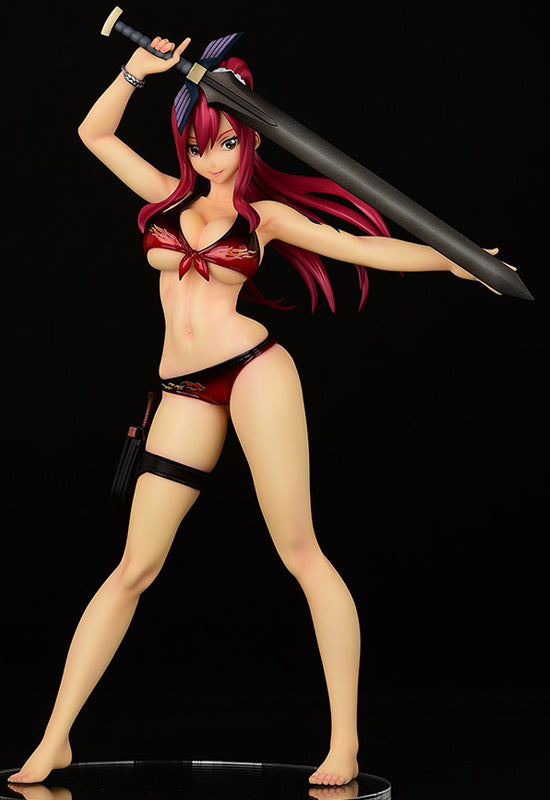 FAIRY TAIL ORCATOYS Erza Scarlet  Swim Wear Gravure_Style/ver.FIRE